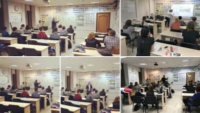 Изучение теоретических уроков для получение прав