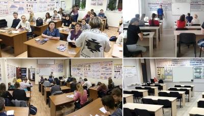 Обучения учеников теоретической части и подготовка к практическим урокам