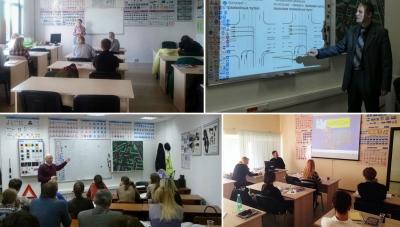 На подготовительных курсах лекции читают опытные лекторы