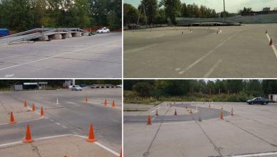 Приобретения практических навыков на площадках