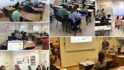 Теоретические лекции по теории в учебном классе